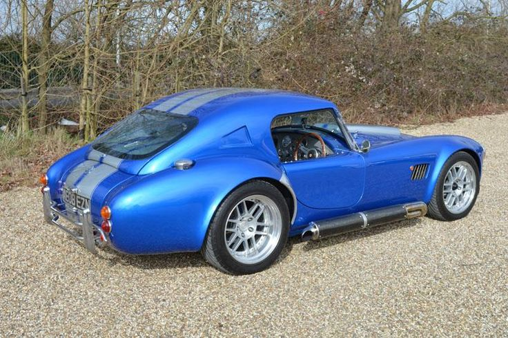Used 2008 Kit Cars Cobra Replicas for sale in Essex | Pistonheads