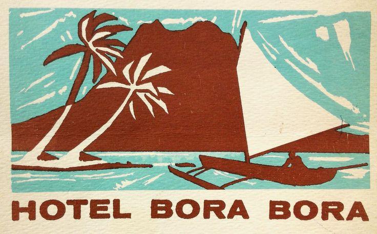 Location: Bora Bora, French Polynesia. Prix - 600 FRS - Stuffed York Ham Rolls, Mahi Mahi, Broiled Island Veal Chops. | eBay!