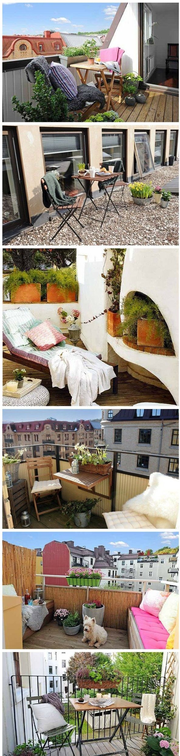 How to Decorate your small deck-DIY ideas