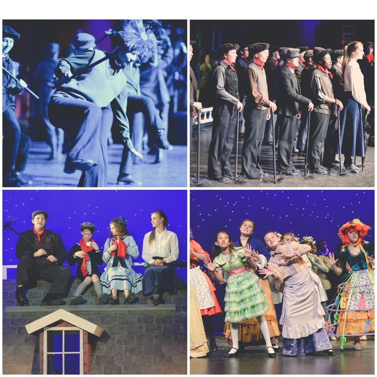 Mary Poppins - April 14-17 -  email ticket request to marypoppinstix16@gmail.com