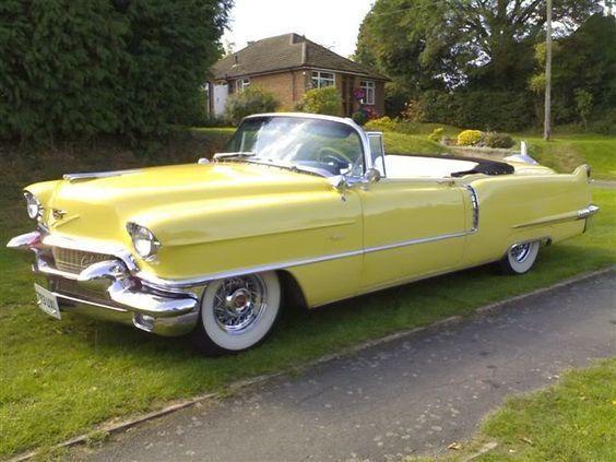 1956 Cadillac::                                                                                                                                                                                 More
