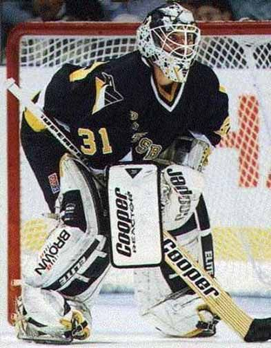 Ken Wregget - Penguins de Pittsburgh....