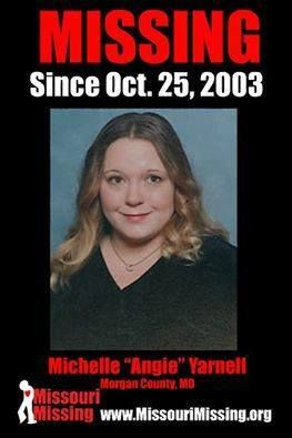 Find Missing Michelle Angela Yarnell!