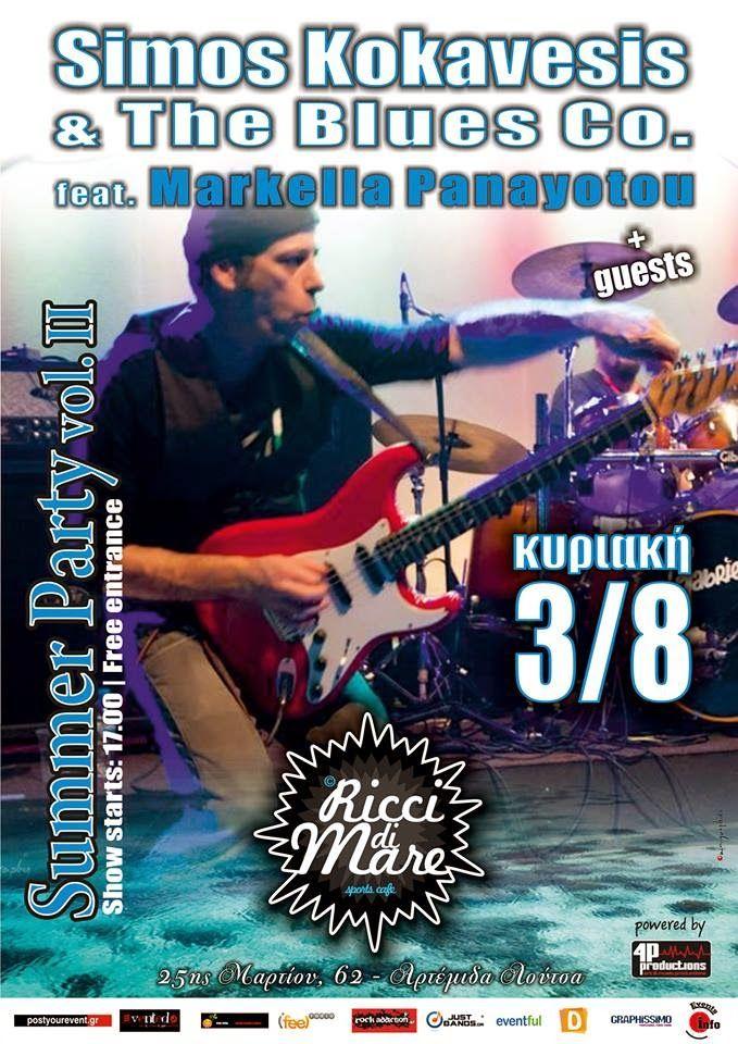 Simos Kokavesis & Co. feat Markella Panayotou