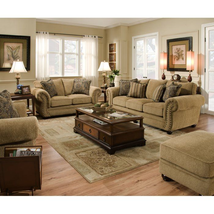 Freida Configurable Living Room Set Living Room Sets Furniture