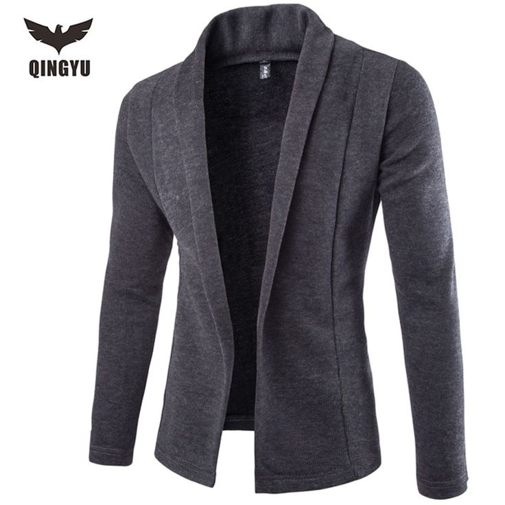 Sweater Men 2017 Brand  Concise V-Neck Sweater Coat Cardigan Male Solid Color Slim  Mens Cardigan Sweater Coat Man Cardigan Men
