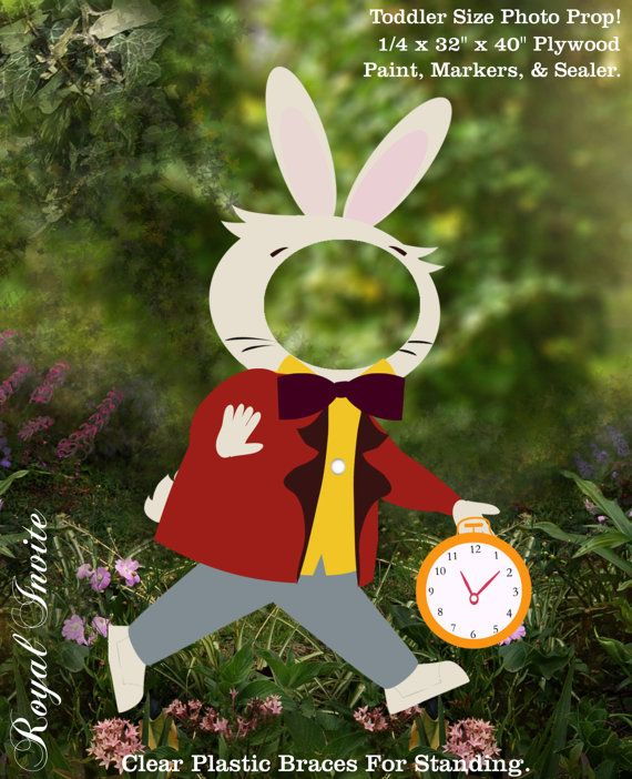 Hey, I found this really awesome Etsy listing at https://www.etsy.com/listing/182393009/1white-rabbit-alice-in-wonderland-tea