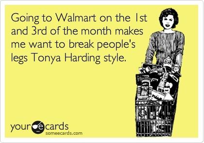 Tonya Harding style.