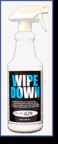 Wipe Down 5801 Hard Surface Cleaner Polish, 32 Oz