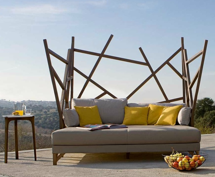 Roche Bobois Outdoor seating