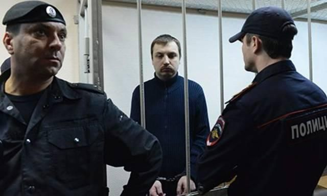 Bolotnaya trial: man sentenced to indefinite psychiatric treatment  Mikhail Kosenko convicted despite footage showing he was not violent during anti-Putin protests in Bolotnaya Square last year