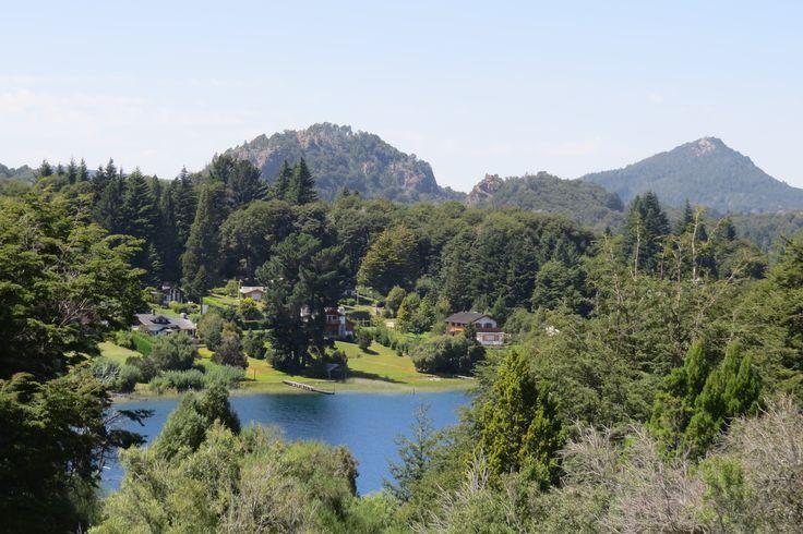 Laguna en Bariloche