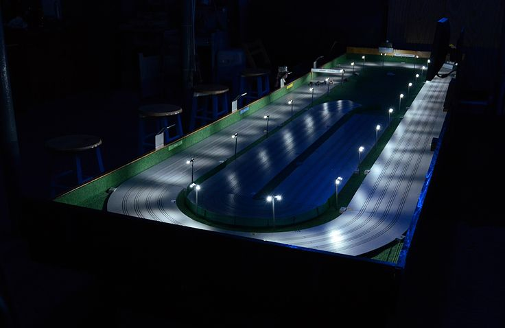 17 Best Images About Slot Cars On Pinterest Portal Car Table And Chain Link Fence