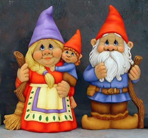 Ceramic Gnomes To Paint: 1000+ Images About Gnome Me Forever On Pinterest