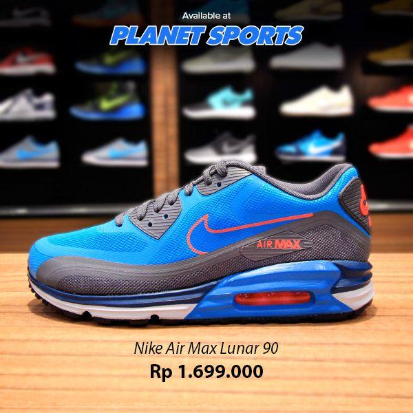 Nike Airmax Lunar 90! Rp 1.699.000 #nike #airmax #lunar90 #casual #nikeairmax #planetsports