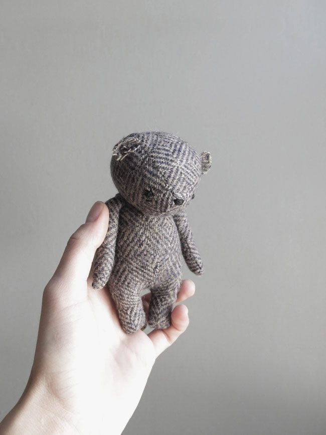 from Oh Albatross on Etsy | similar: https://www.etsy.com/listing/169388439/the-dear-ones-bear?ref=shop_home_active