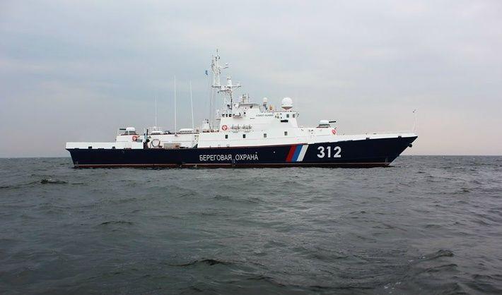 Береговая охрана получила 33-й «Светляк»
