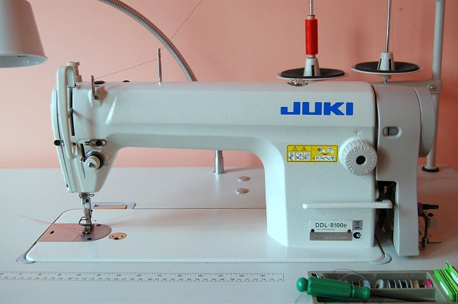 Juki DDL-8100e Industrial Sewing Machine Review