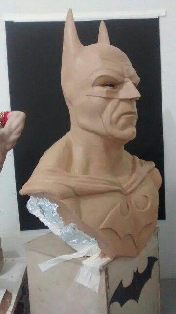 Batman 1:1 by Renato