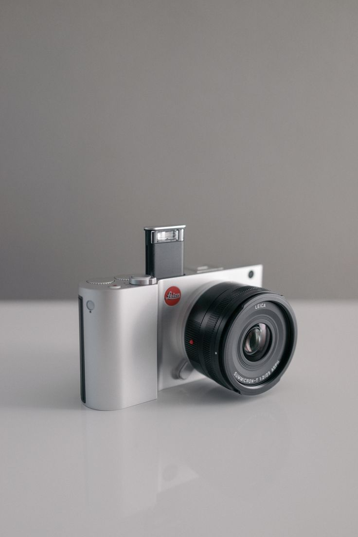 Leica T / photo by Andrew Kim