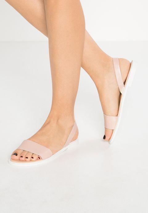 8ebcae549152 Chaussures Pier One Sandales - nude rose  39
