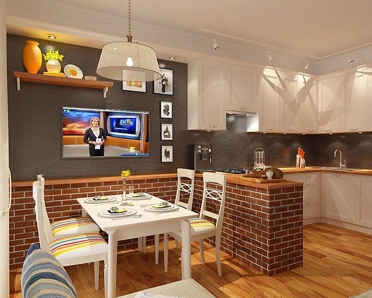 Кухня в стиле кафе (20 фото) — Своими руками