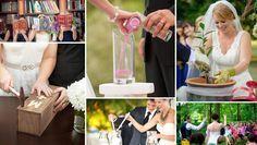 les rituels du mariage dans une ceremonie laique