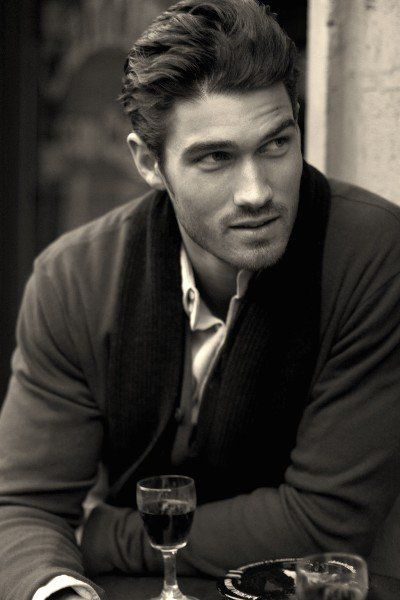 Francis Cadieux... Don't know who he is but he's really quite beautiful.