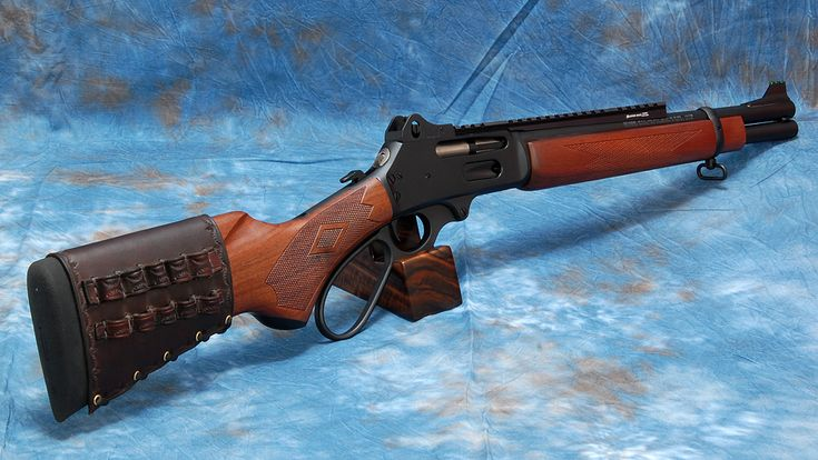 Grizzly Custom Guns Backpacker Scout Marlin Package Lever Action .30-30 SBR Short Barreled Rifle 5
