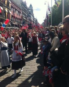 17th May a list of traditions. By A New Life in Norway blog