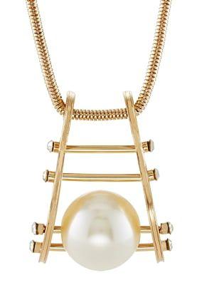 BEK - Halskette - gold-coloured