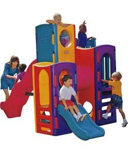 Buy Little Tikes Playground - Tropical at Argos.co.uk, visit Argos.co.uk to shop online for Activity centres