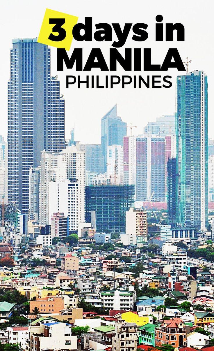 Best 25 Manila Philippines Ideas On Pinterest Manila