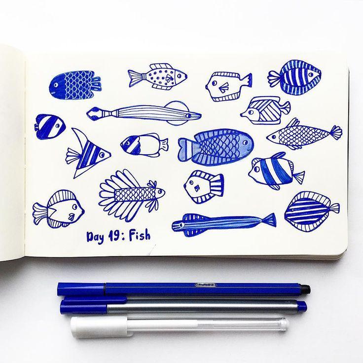 Fish Doodles