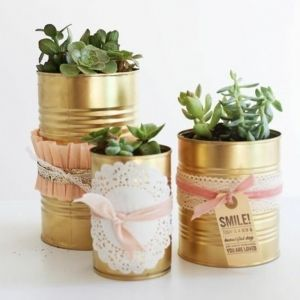 Crafts With Tin Cans - 61 Great Ideas to Try