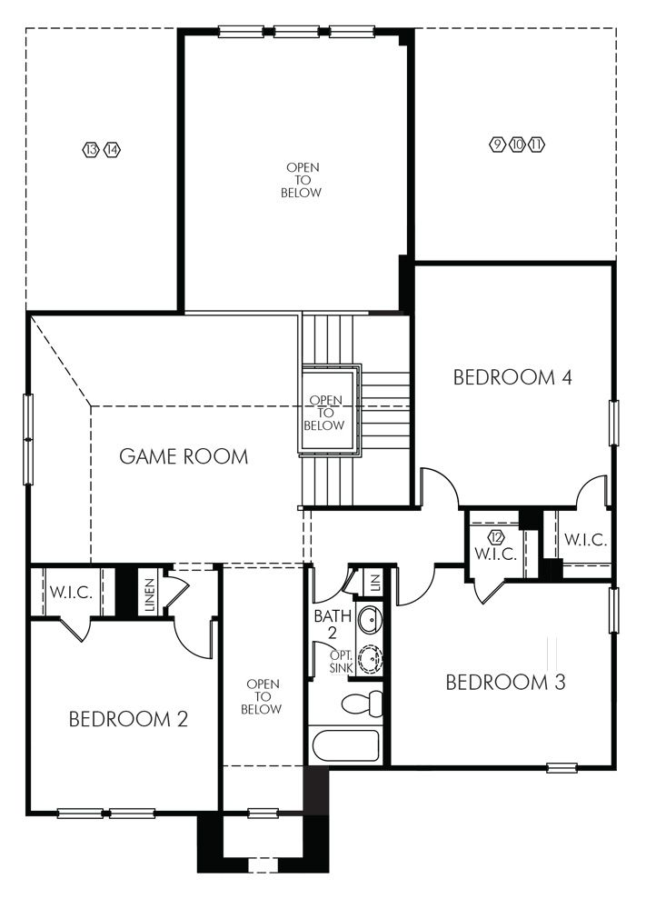 Lantana By Meritage Homes From $326,990 Canyon Falls DFW Texas (price As Of  Aug 21