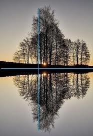 """Real - Art Work - it is a composition. It was altered. It is titled """"Perfect Reflection"""" by Mixmaster"""