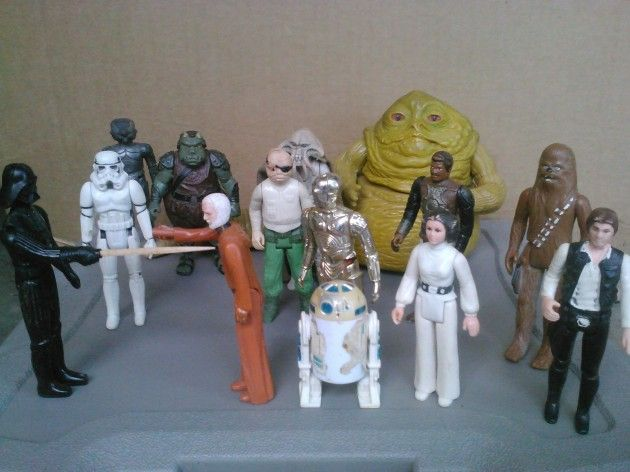I Love The 80s Toys : Star wars action figures s toys i love the