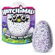 Hatchimals - Interactive Creature - Draggle - Purple/Blue Egg