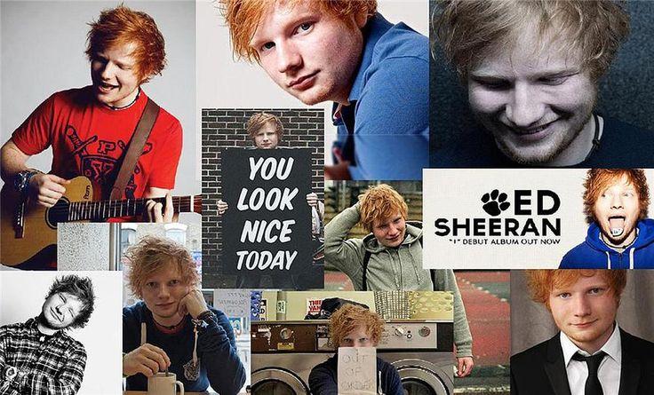ED Sheeran Custom HD Home Decor Retro Classic Vintage Movie Poster Print best Wall Poster KO/386733 Multi Size #Affiliate