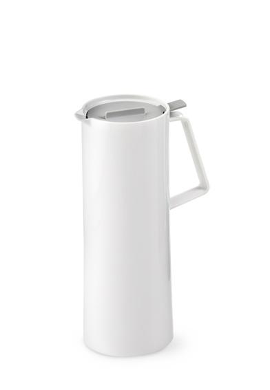 Piu blanc - Théière isotherme et / ou thermos