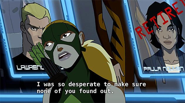 'Young Justice' Season 1, Episode 25: 'Usual Suspects'