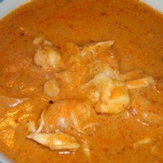 """""""Seinfeld"""" Soup Nazi's Seafood Bisque"""