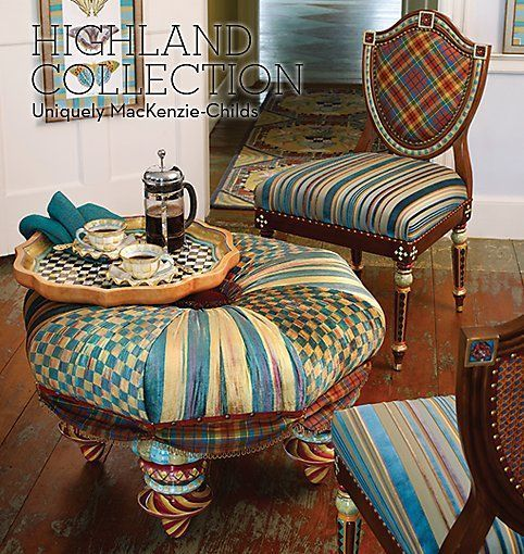 Awesome Mckenzie Childs Furniture Images | MacKenzie Child | MacKenzie Childs