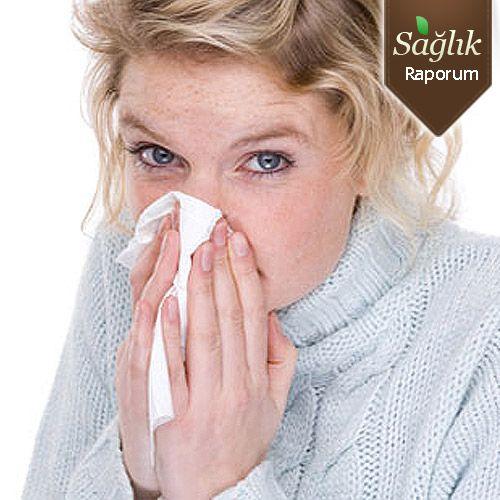 Nezle ve gripten korunma yolları