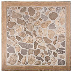 Lamosa Cerámica 40 x 40 cm Woodriver Gris 1.28 m2