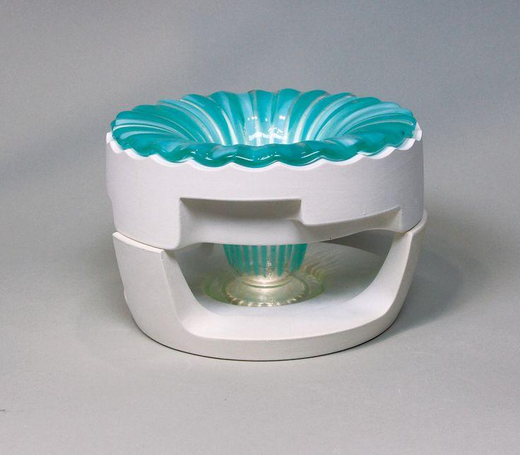 New! Drop through glass mold bundle for glass art