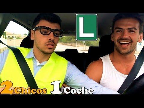 """10 Cosas que NO debes hacer en un Examen de Conducir - 2 Chicos 1 Coche"" ; PREVIEW!  Not appropriate for all classes"