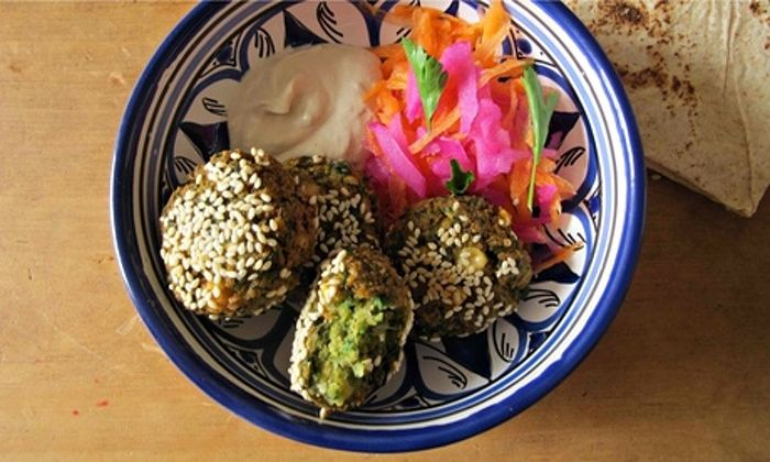 Felicity Cloake's perfect falafel