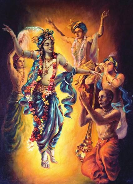 None Come to the Father Hari Except thru the Grace of Balarama – Bal-Yahu